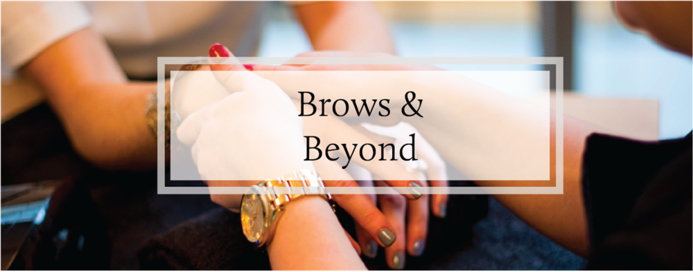 MINC Beauty London's Premier In-Office Brows & Beyond Services
