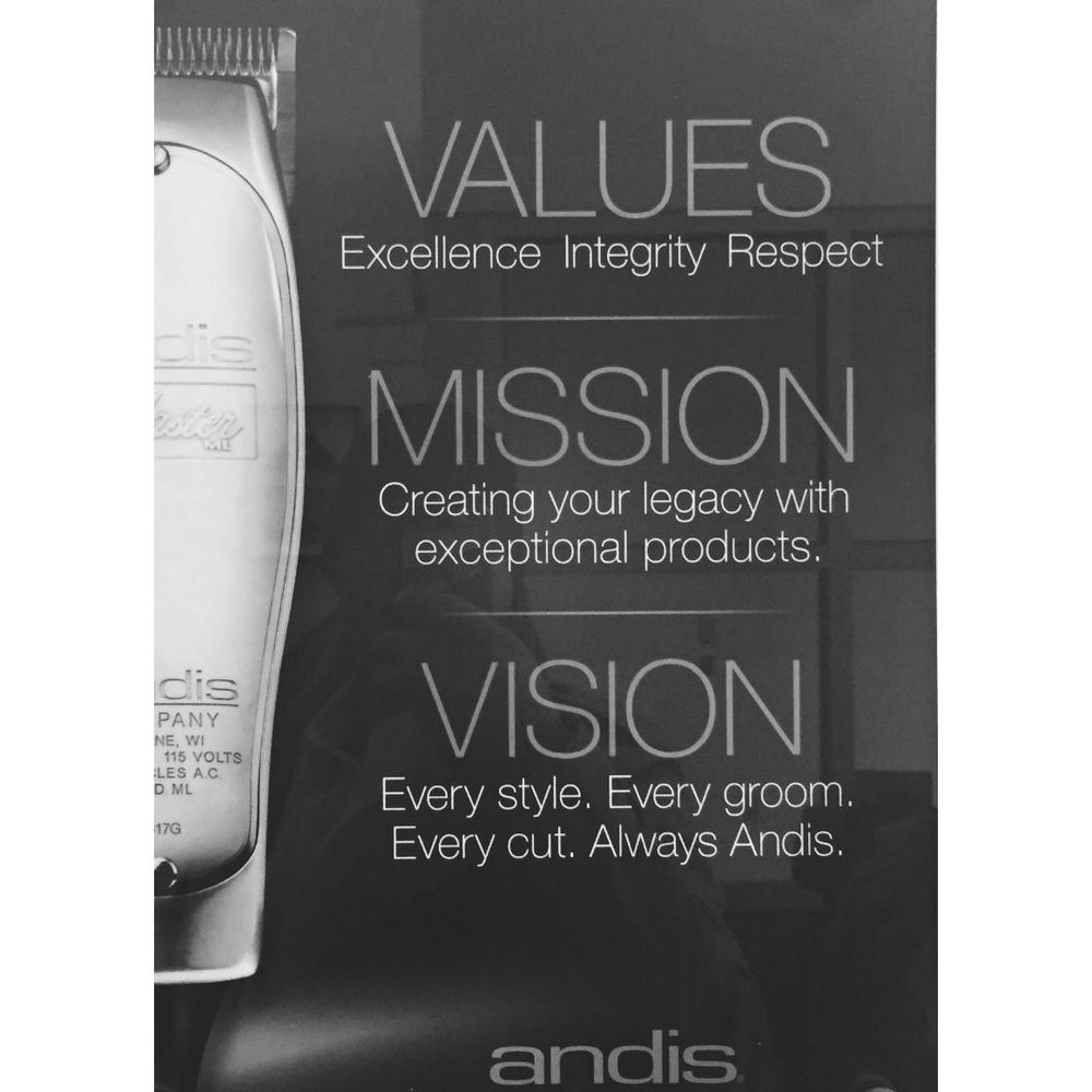 Andis treats everyone as if they were a part of their own family.