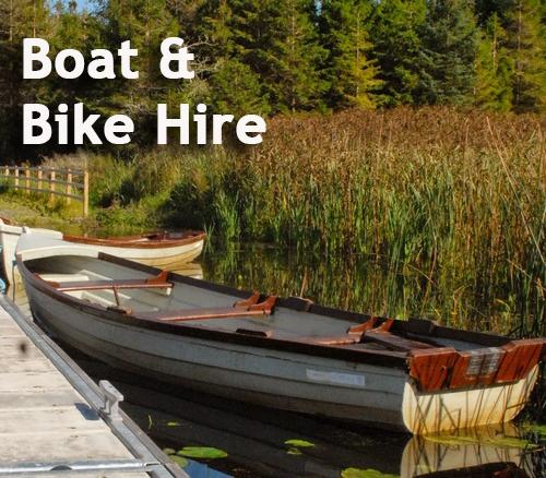 Boat & Bike Hire