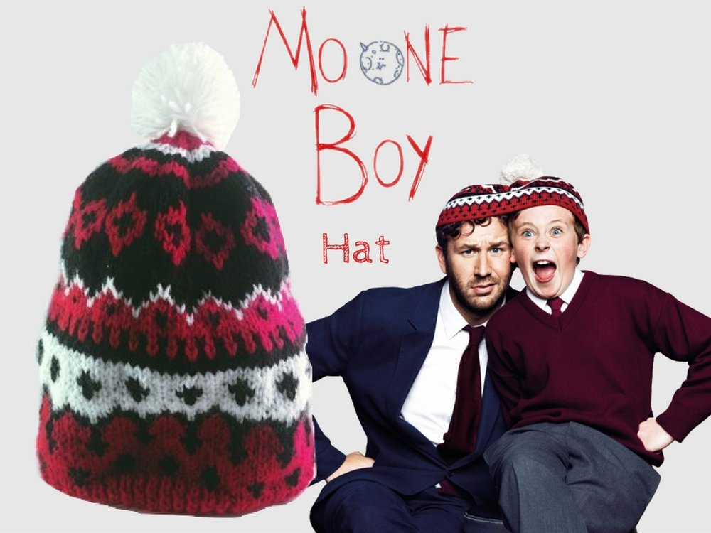 Moone Boy Hat Boyle