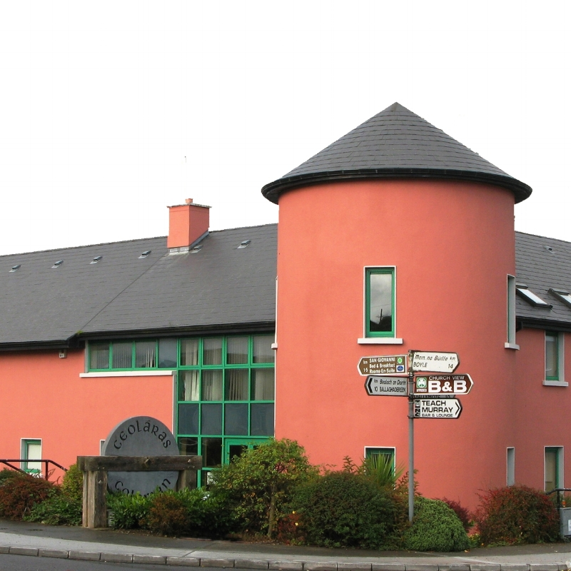 The-Coleman-Irish-Music-Centre