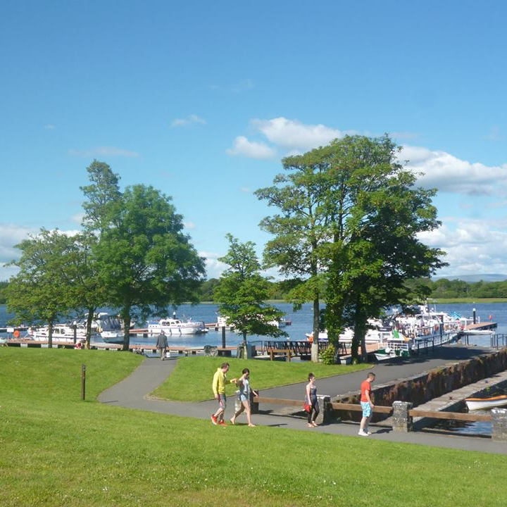 Lough-Key-Marina-and-Lough-Key-Boats