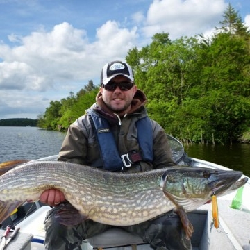 Predator-Fishing-Ireland-Boyle-County-Roscommon