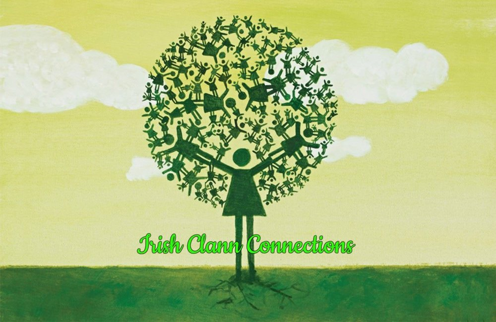 Irish-Clann-Connections