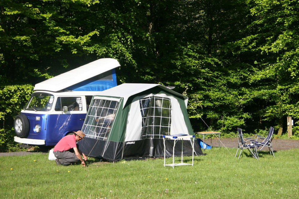 Lough Key Caravan  & Camping Park      Lough Key Forest Park. Boyle, Co. Roscommon.     Tel:  +353 (0)71 96 73122  Set in the breathtaking surroundings of the 800 acre Lough Key Forest & Activity Park this superbly landscaped site is an ideal holiday location. There are many activities to enjoy on site, miles of forest walks and trails, spectacular flora and fauna, make a wish on the Wishing Chair, climb to the top of the Moylurg Tower via the first Tree-Top Walk in Ireland, challenge yourself in Boda Borg and let the kids have a ball in Adventure Play Kingdom. Take a cruise with Lough Key Boats around the lake and enjoy the beauty, tranquility and history of Lough Key or hire a boat and explore the islands of Lough Key at your leisure. Hire bicycles or take a Segway tour all within the grounds of Lough Key Forest & Activity Park.