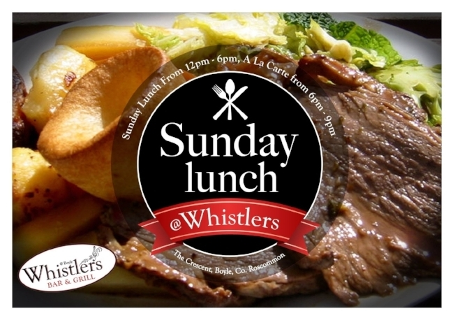 sunday lunch at Whistlers poster.jpg