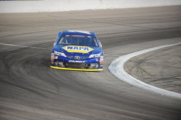 Raceday at OrangeShowSpeed, Todd at #16 NAPA Car.jpg
