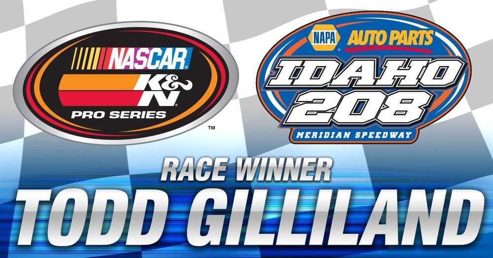 GWC... Checkered flag waves! @ToddGilliland.jpg