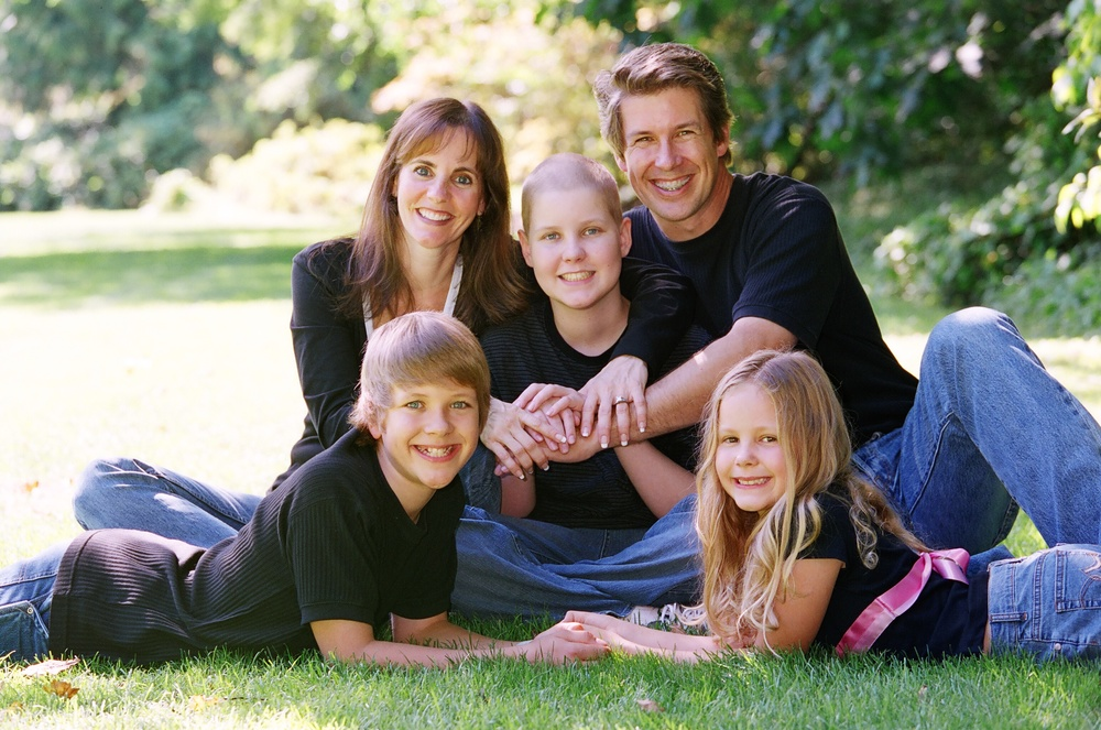 christian and family.JPG