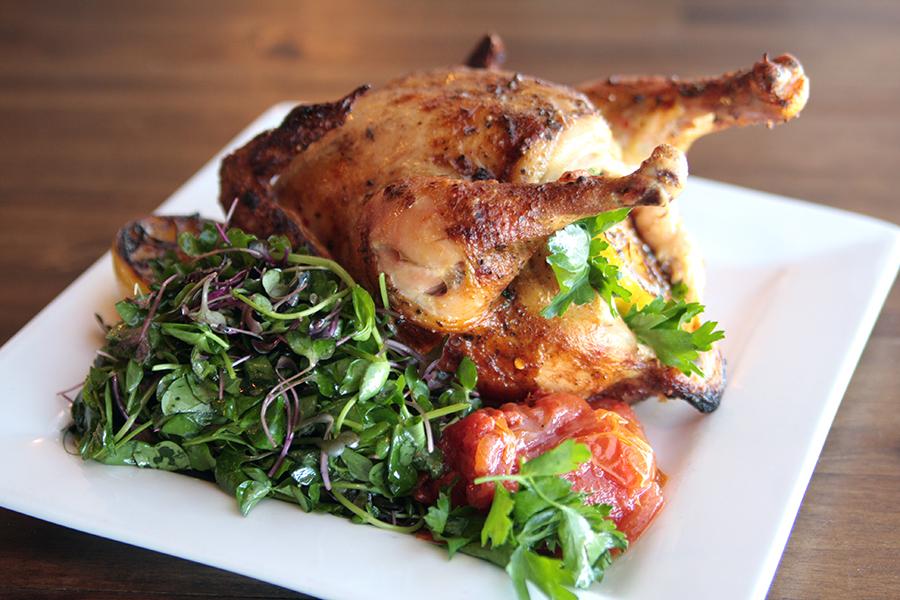 Rotisserie Chicken Meal