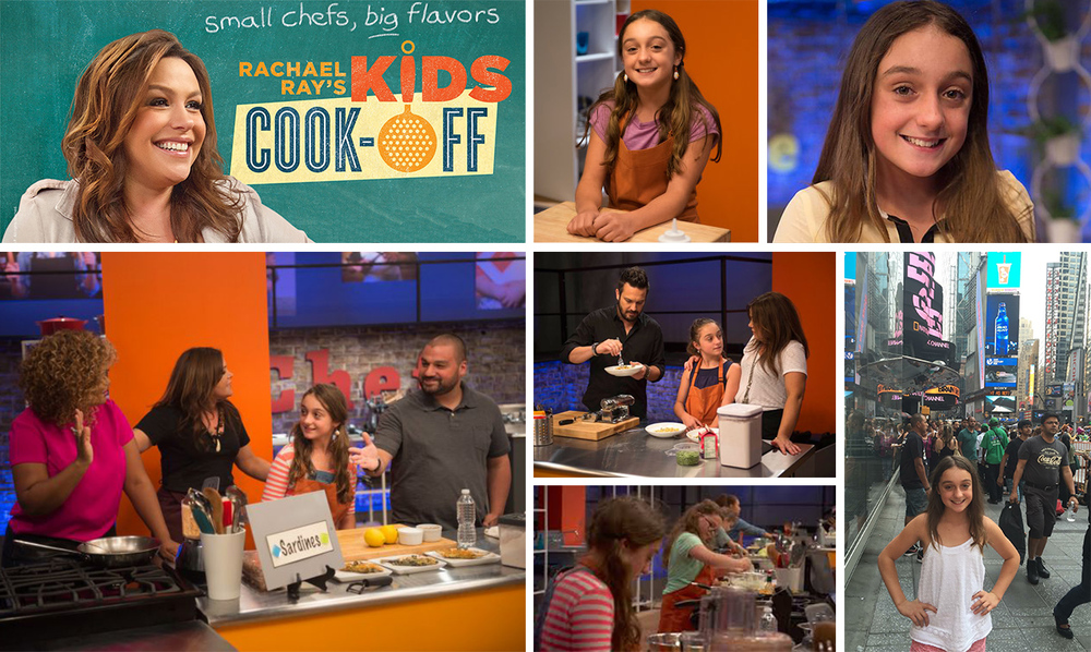 Rachael Ray's Kids Cook Off