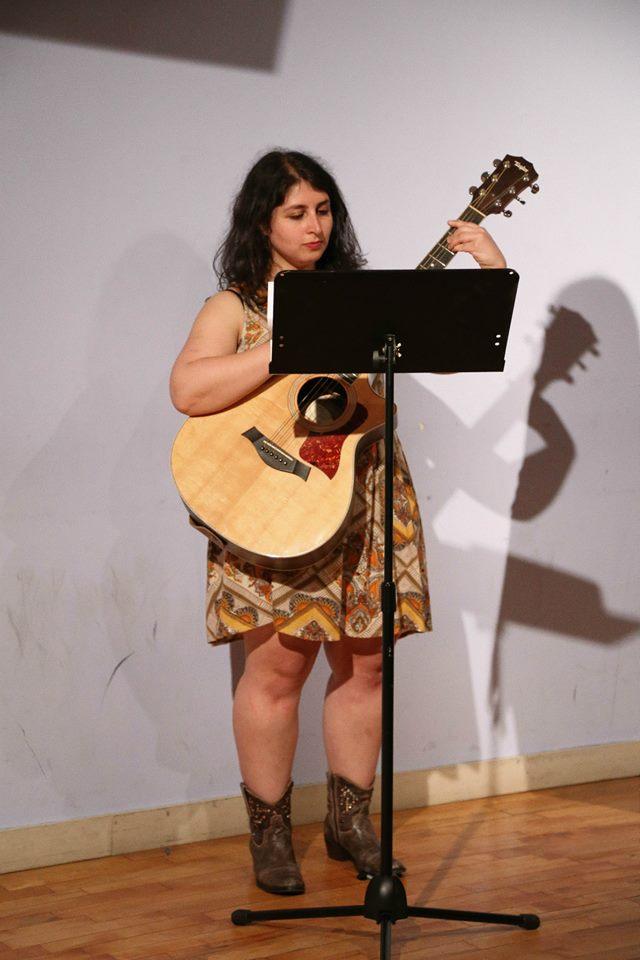 Musician Jessica Miller
