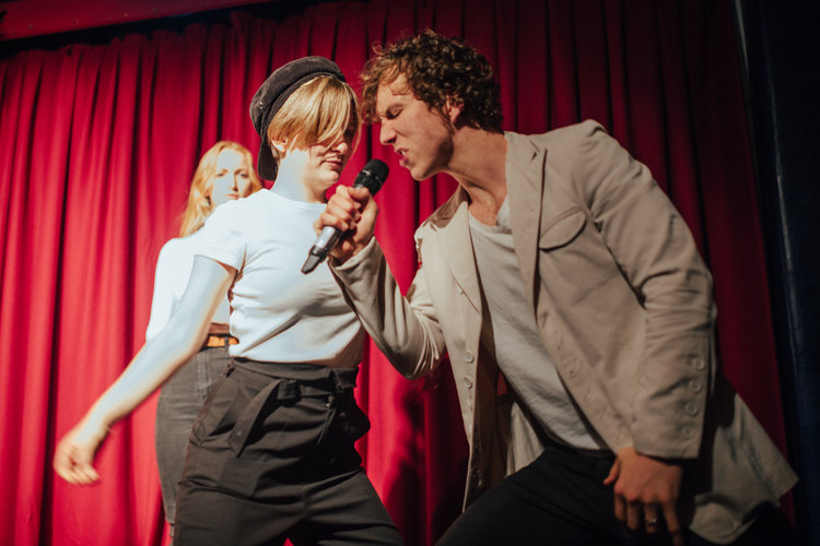 "THE PUBLIC DOMAIN OPERA (2018) - 10-16 SeptemberThe Butterfly ClubMelbourne Fringe Festival""a brave and ambitious show about resilience in the face of setbacks."" - Weekend Notes"