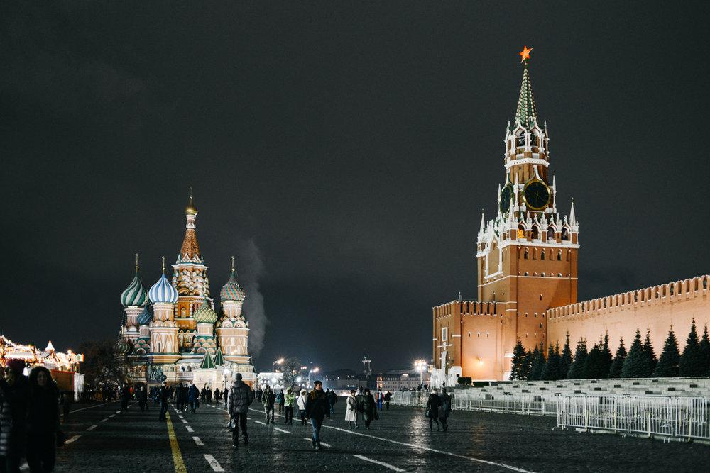 Russia -