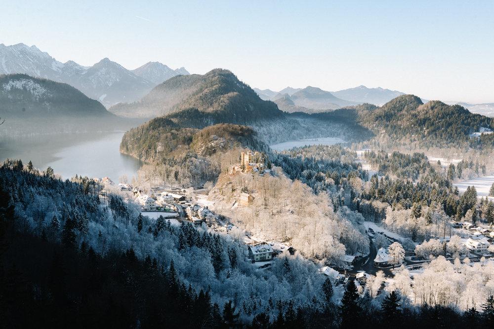 Day trip: - Neuschwanstein