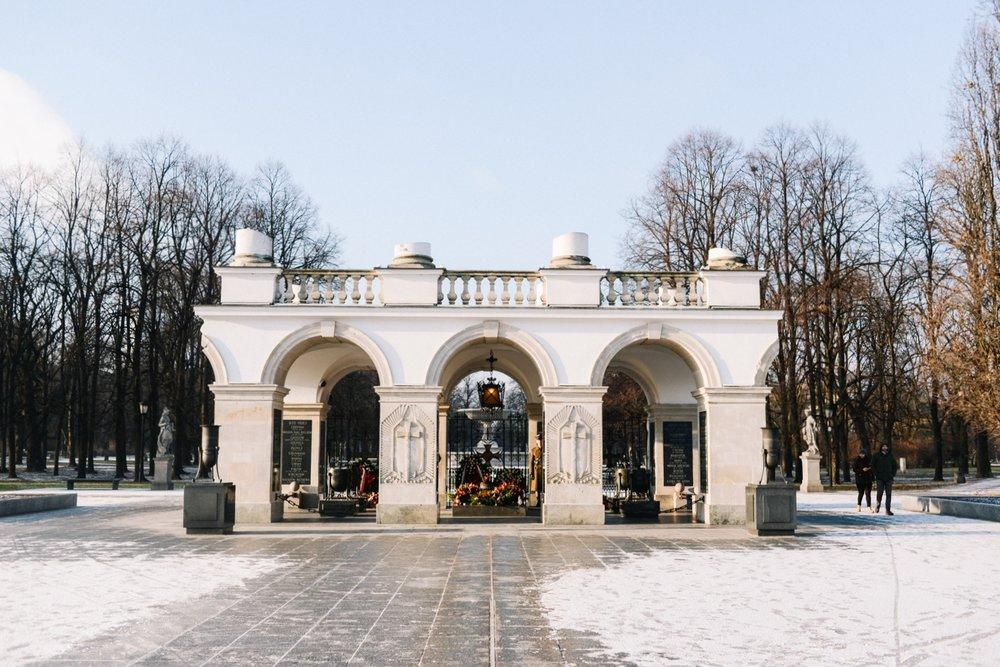 Warsaw - December, 2016