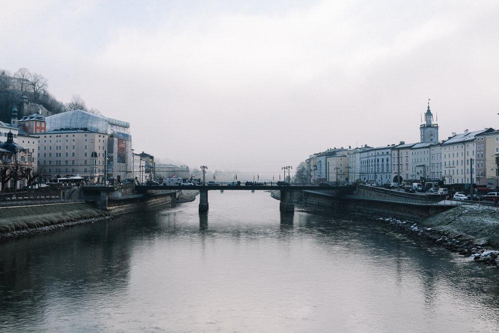 Salzburg - December, 2016