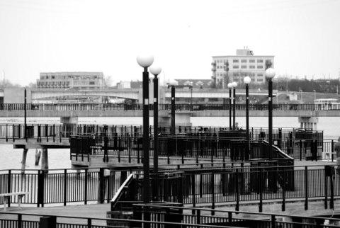 Bay City, MI - Riverwalk