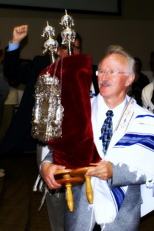 1st Torah Parade