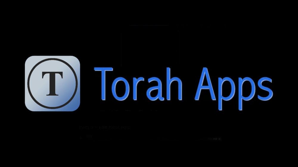 Torah Apps