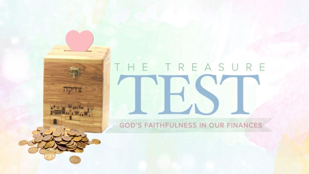 The Treasure Test