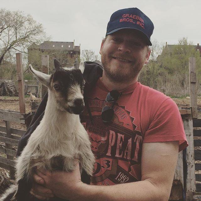 dan believes in goats