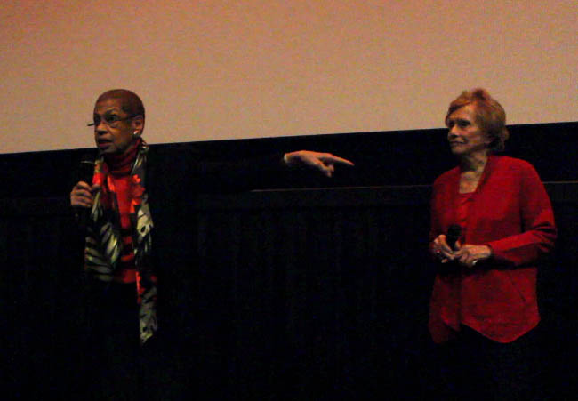 Congresswoman Eleanor Holmes Norton