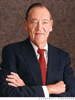 JOHN BOGLE: INVENTOR OF THE INDEXED MUTUAL FUND AND FOUNDER OF VANGUARD