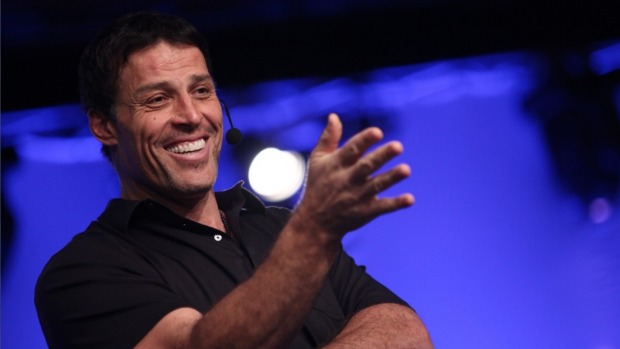 toNY rOBBINS: PERFORMANCE COACH