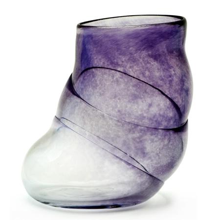 Bubblelicious vannglass lilla