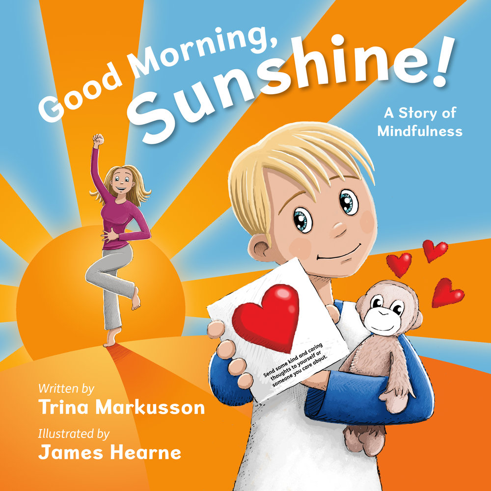 "Available Now! - Order your copy of ""Good Morning Sunshine!"" winner of a Moonbeam Children's Books Award."
