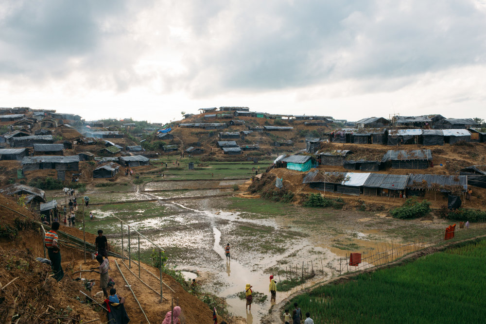 - Rohingya exodus: Coverage of Rohingya fleeing ethnic cleansing.