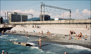 THE SOCHI PROJECT: An Atlas of War and Tourism in the Caucasus, photography by Rob Hornstra and Arnold van Bruggen