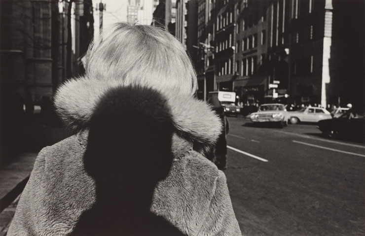 Photo Credit: Lee Friedlander, American, born 1934, New York City, 1966, gelatin silver print, Trellis Fund, 2001