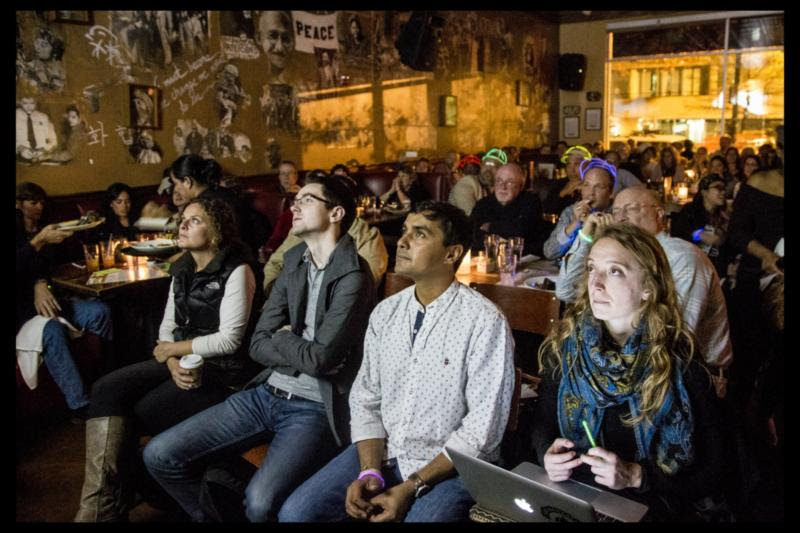 Photo Slam 2015 | Busboys and Poets | Photo by Tom Wolff