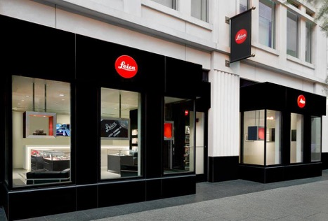 Photo courtesy of Leica Store Washington, DC