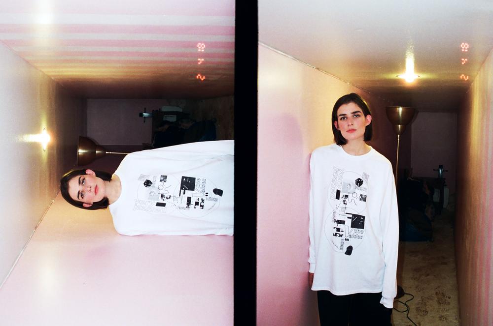Promo shot of Colab Shirt