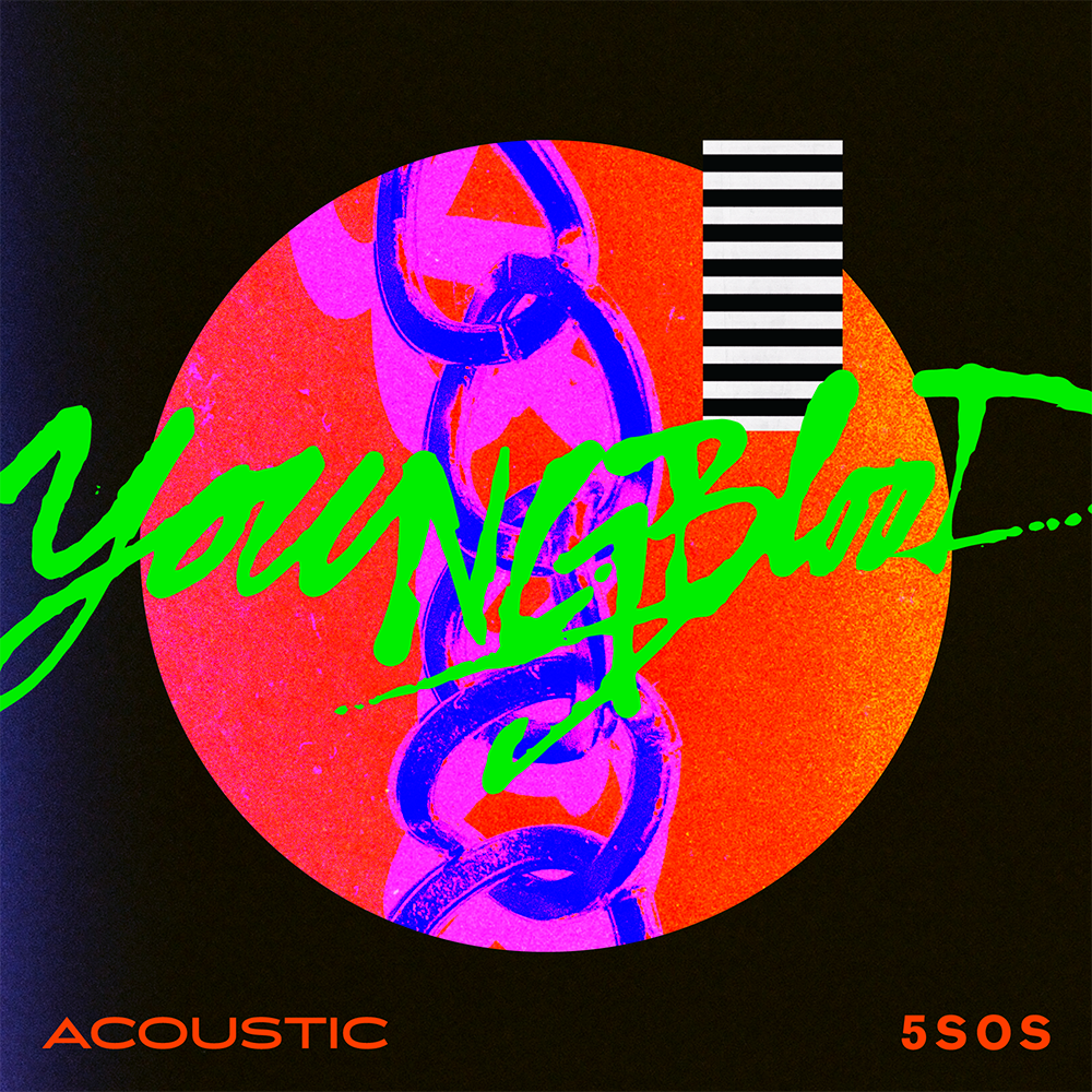 Album Cover for Acoustic Youngblood