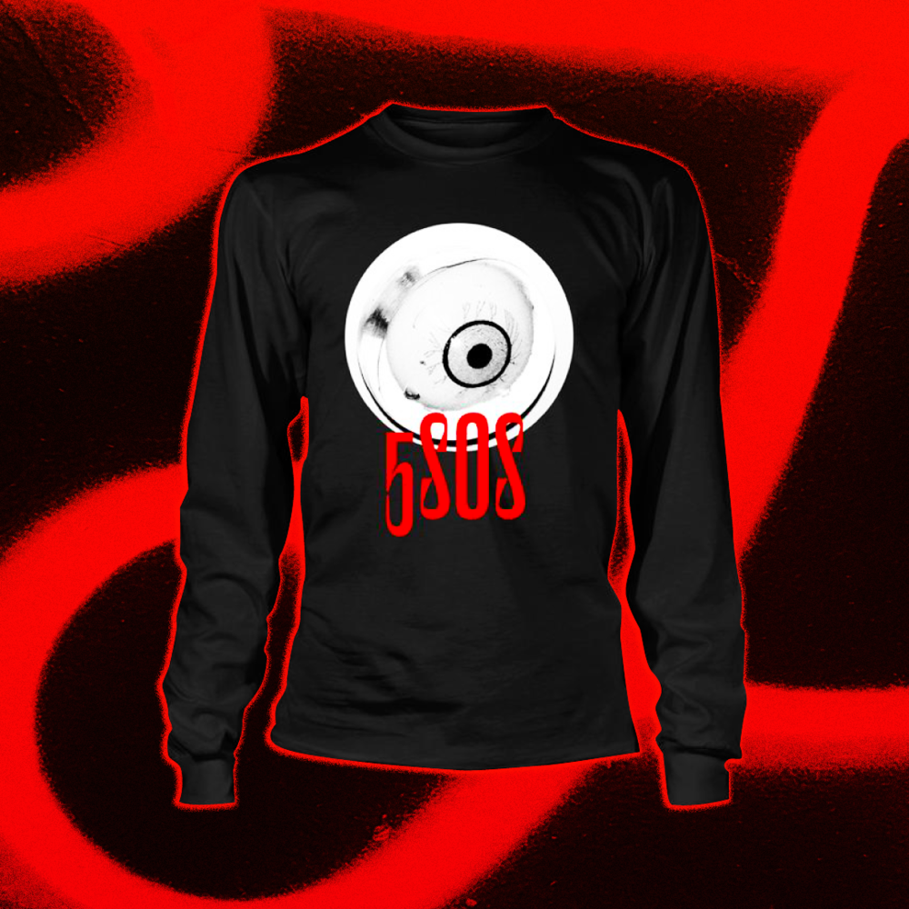 Halloween Eyeball Long Sleeve