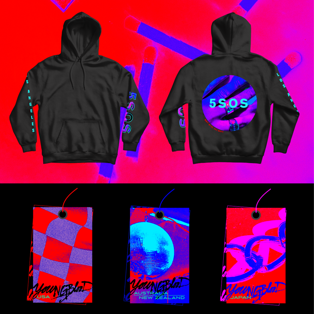 Pop Up Merch Designs