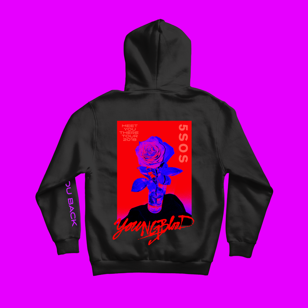2018 Meet You There Tour Hoodie