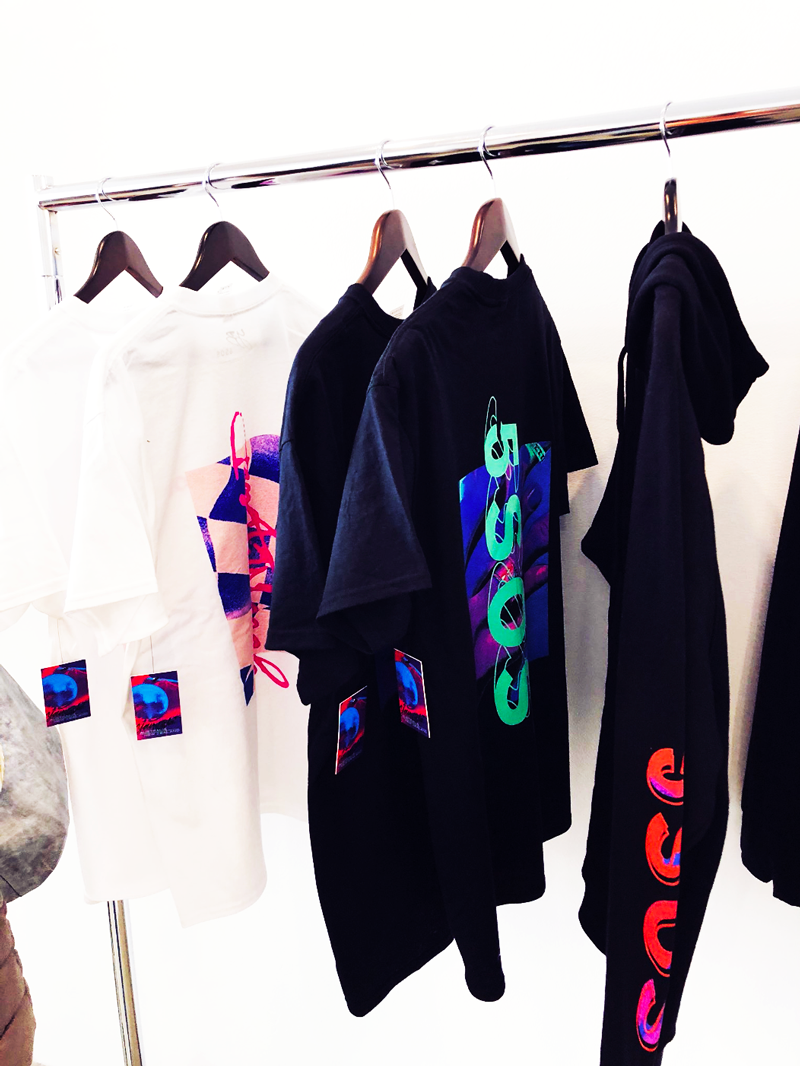 Sydney Pop Up Shop Shirts