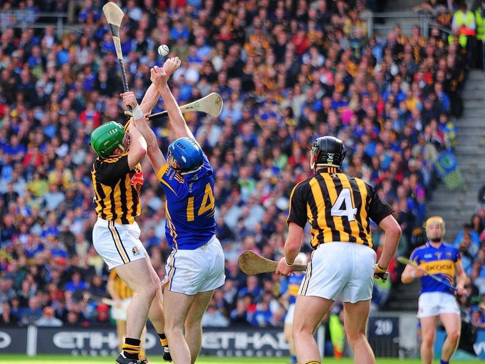 ALL-IRELAND HURLING FINAL CROKE PARK STADIUM SEPTEMBER 3, 2017