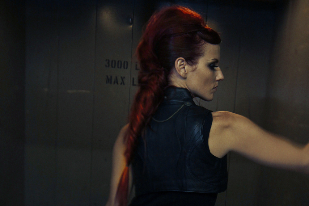 MEDNED MOSAIC FW 10 LOOK BOOK Model: Teanna Zarro Styling: KC Mendicino Hair/MUA: Jen Levi
