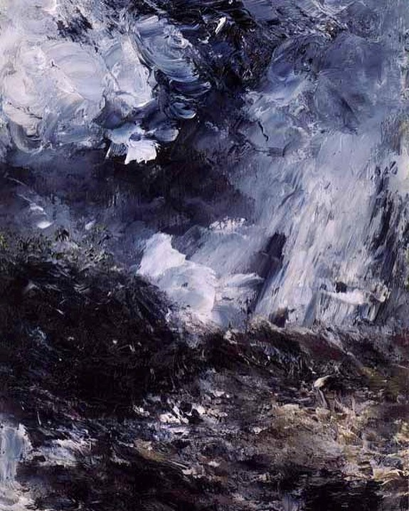 "A. Strindberg, ""Night of Jealousy"", 1893"
