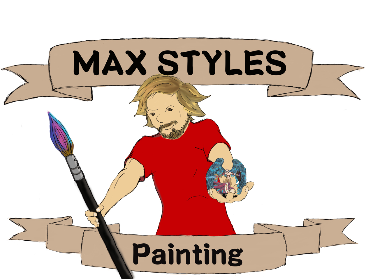 Max Styles Painting