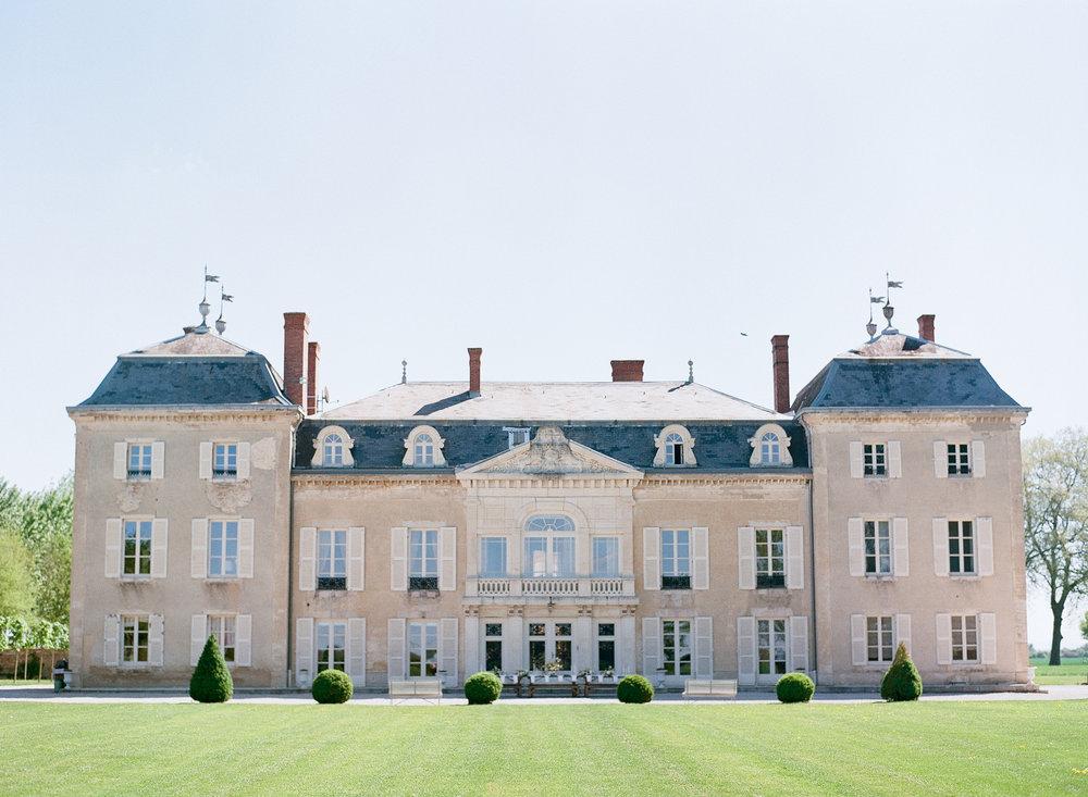 Chateau de Varennes during the 2017 Workshop; Sylvie Gil Photography