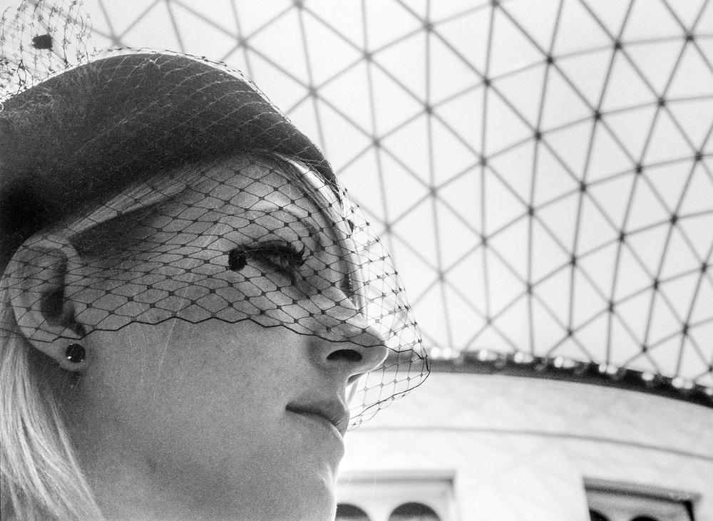 Lattice   Maddy  –  British Museum, WC1