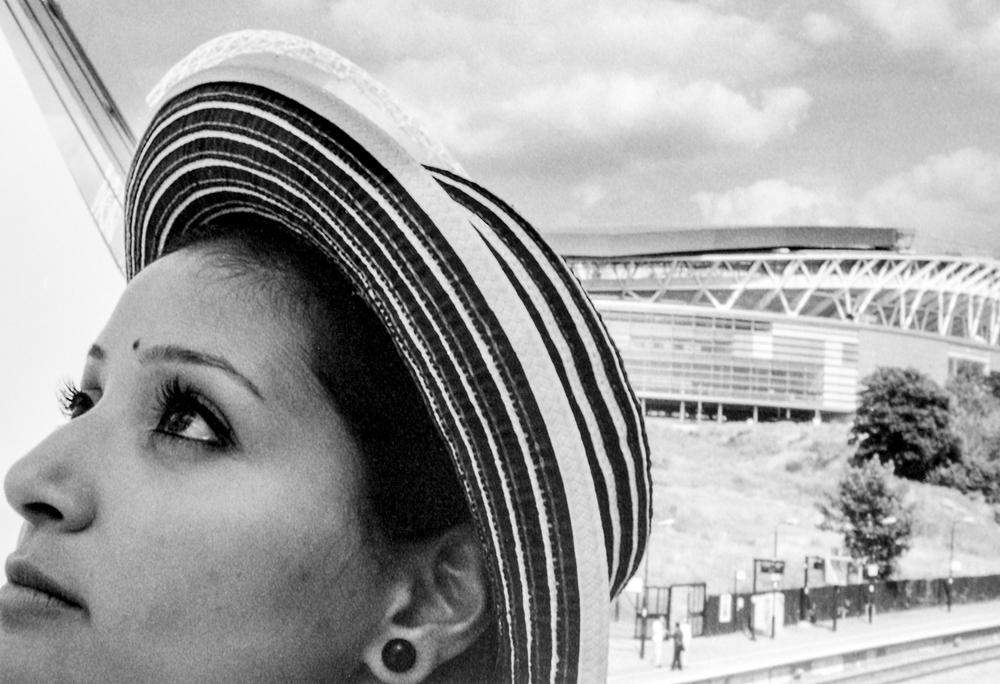 Curves   Jas  –  Wembley Stadium, HA9