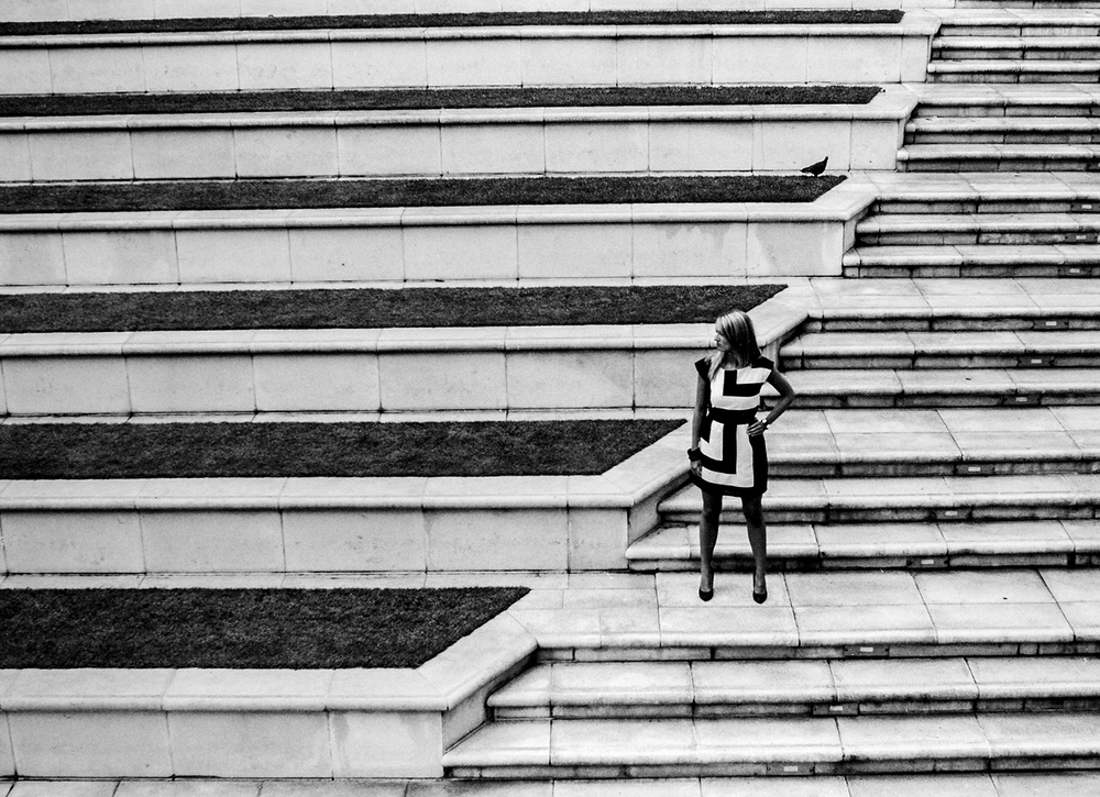 Angles   Jenna  –The Amphitheatre, Sheldon Square, W2